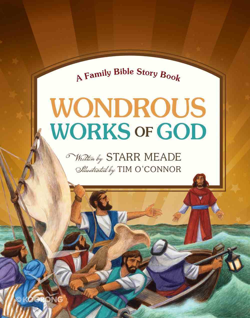 Wondrous Works of God Hardback