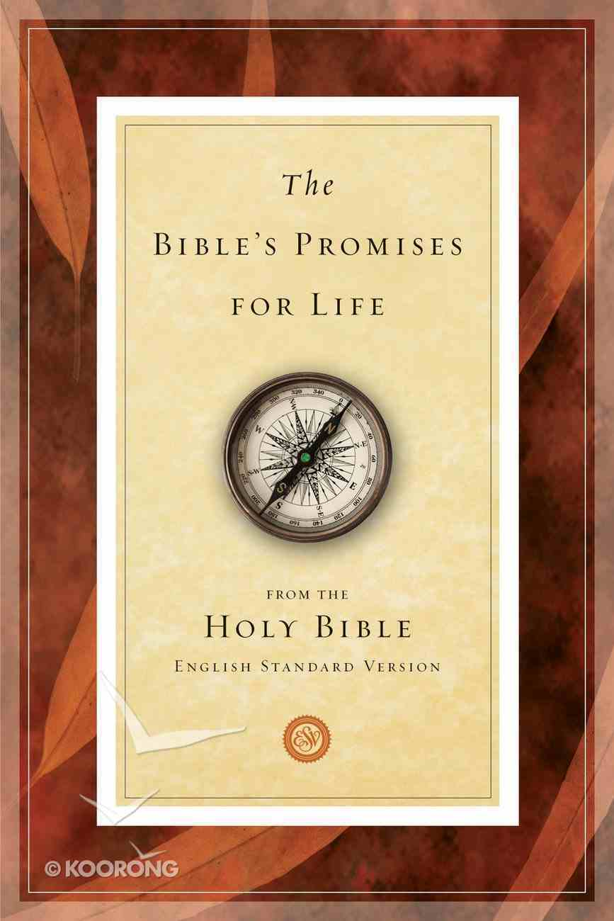 The Bible's Promises For Life (Esv) Paperback