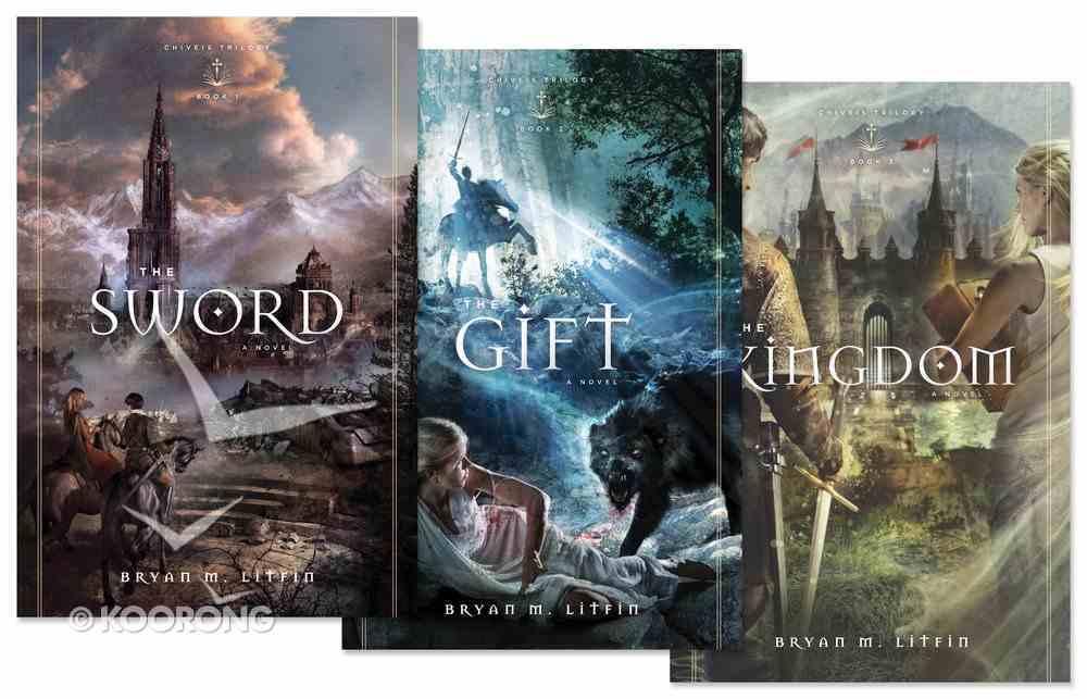 Chiveis Trilogy (3 Book Set) (Chiveis Trilogy Series) Paperback