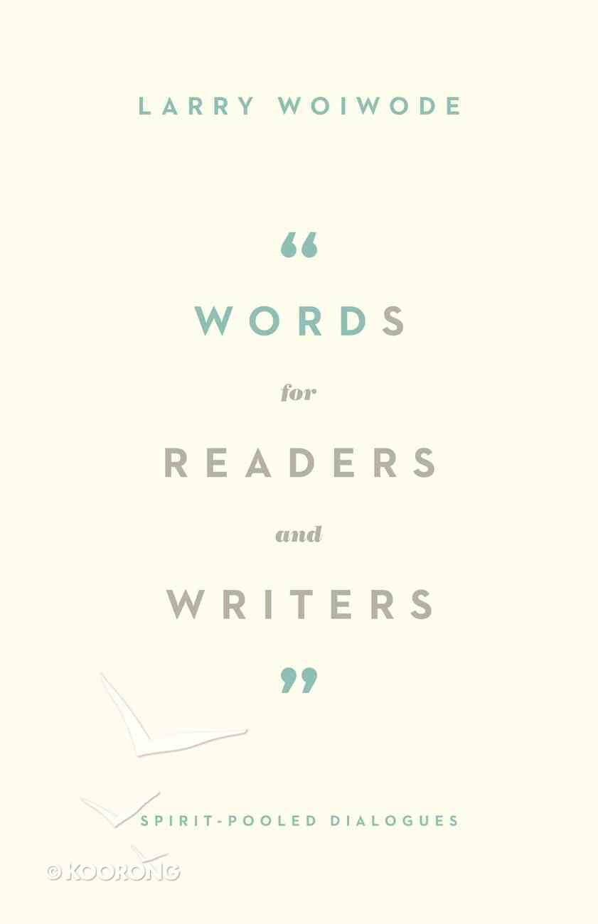 Words For Readers and Writers Paperback