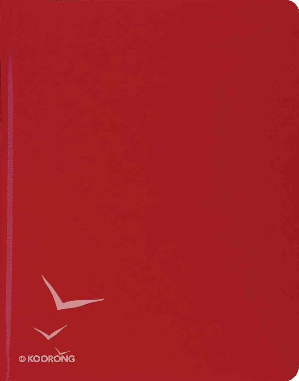 ESV Journaling Bible Red Hardback