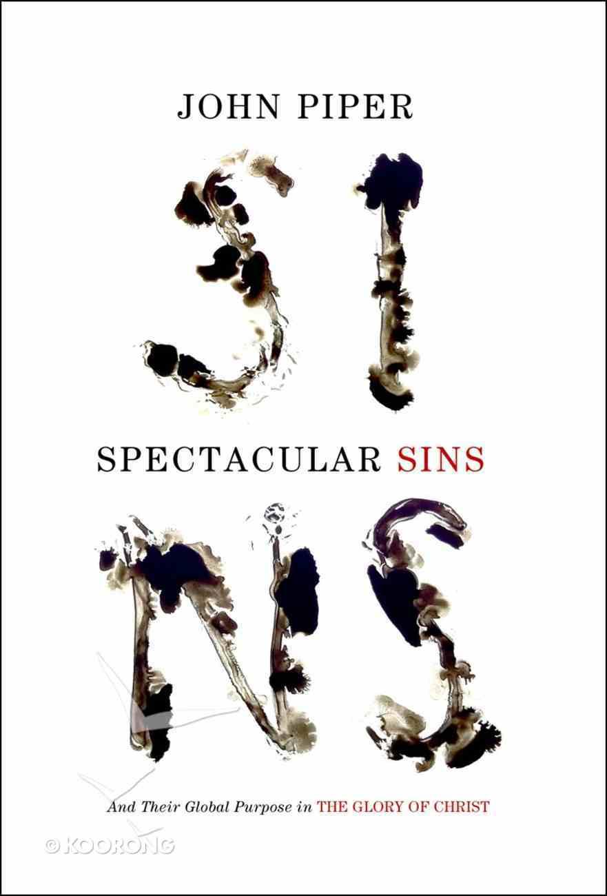 Spectacular Sins Paperback