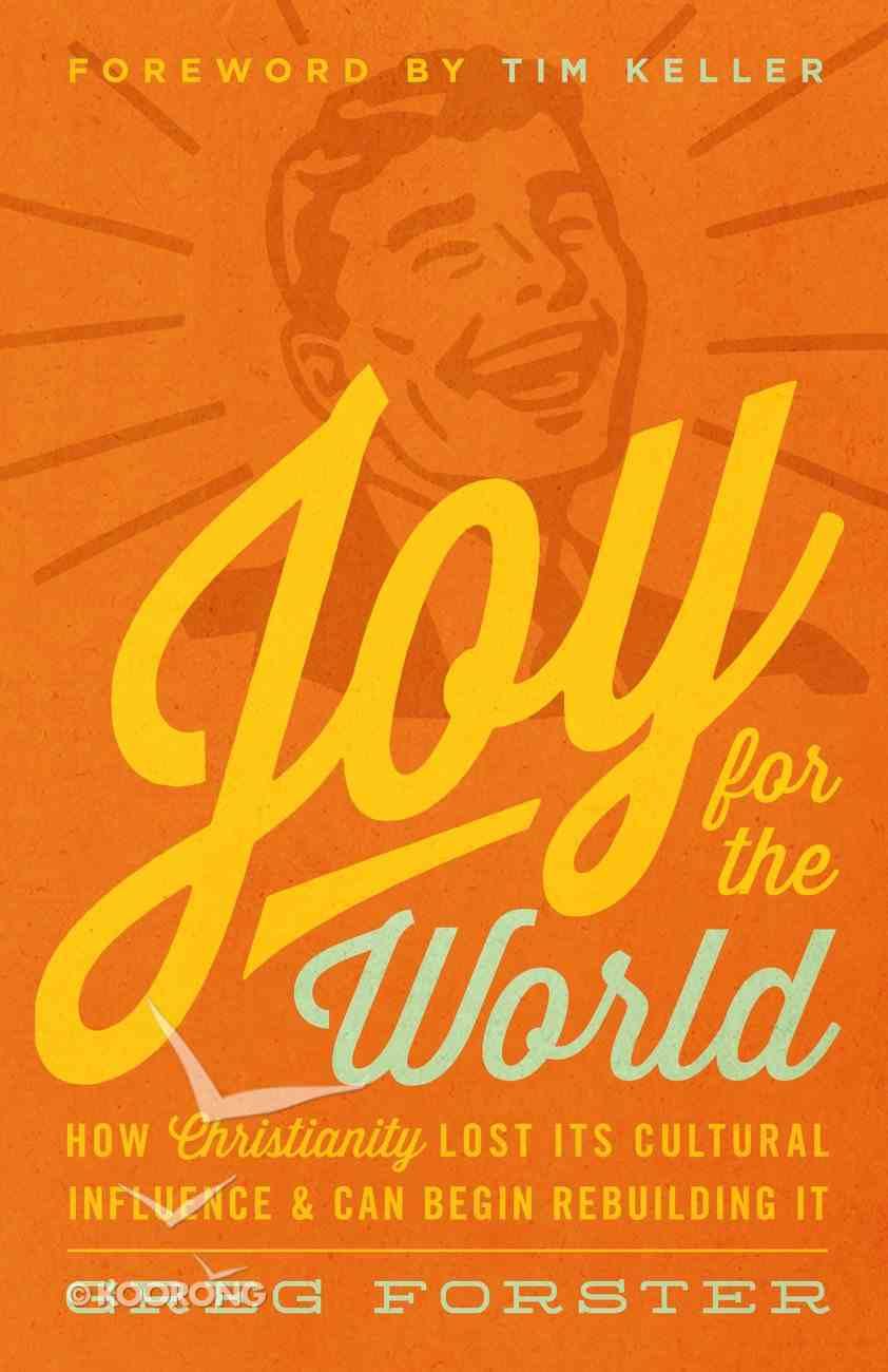 Joy For the World Paperback