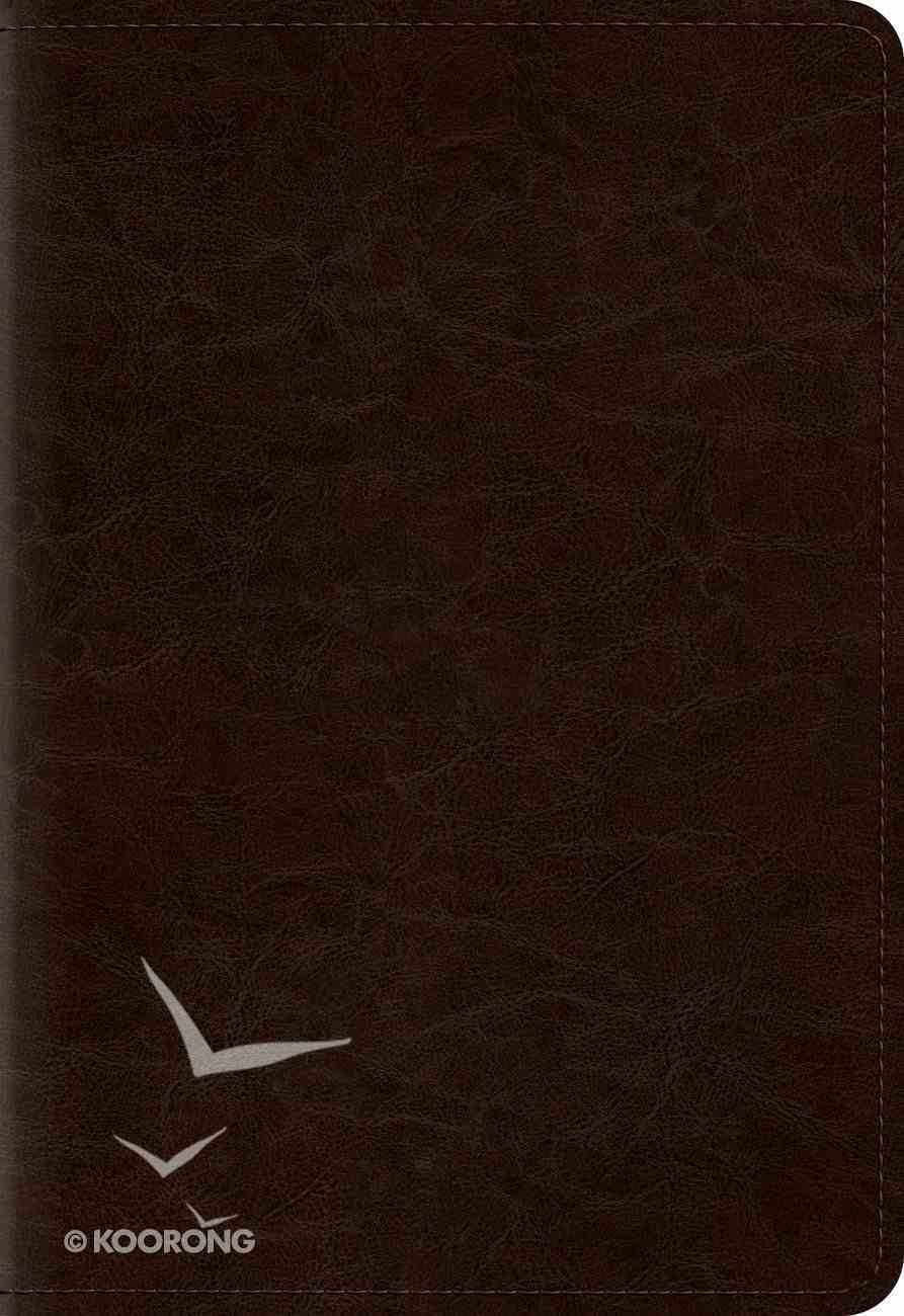 ESV Pocket New Testament With Psalms and Proverbs Black Imitation Leather
