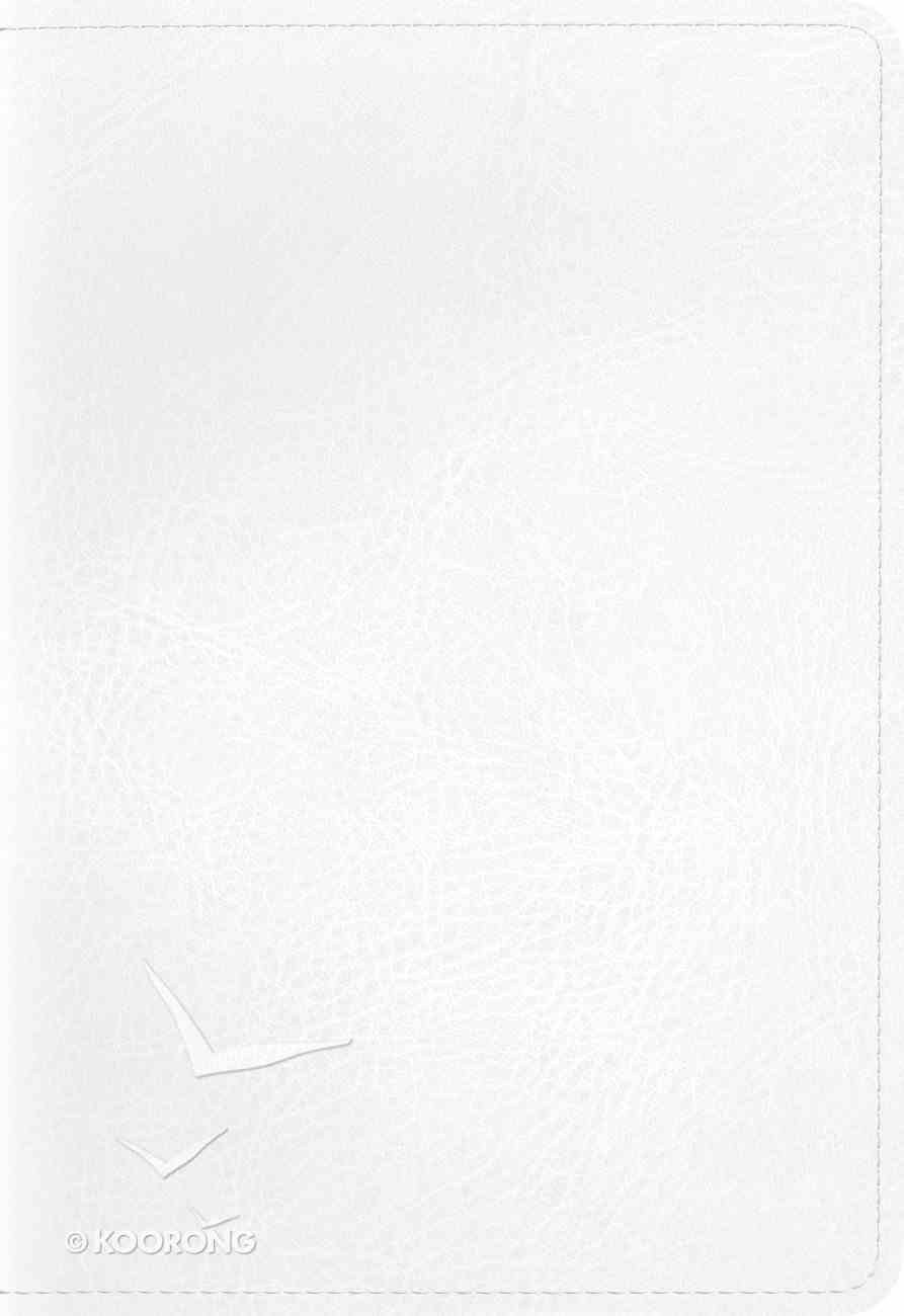 ESV Gift New Testament With Psalms and Proverbs White Trutone Imitation Leather