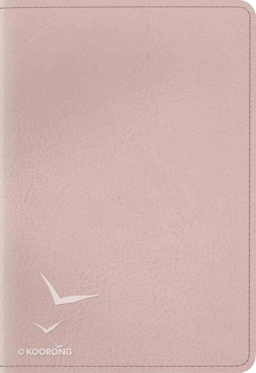 ESV Baby New Testament With Psalms and Proverbs Pink Trutone Imitation Leather