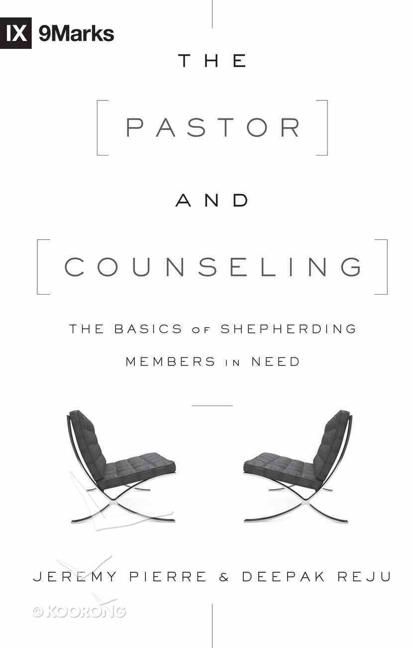 The Pastor and Counseling Paperback