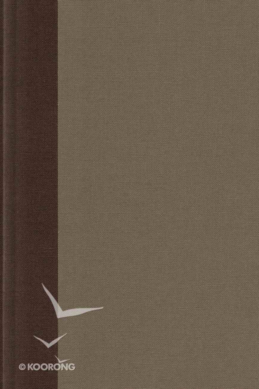 ESV Personal Reference Bible Timeless (Black Letter Edition) Hardback