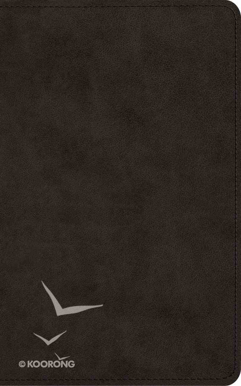 ESV Vest Pocket New Testament With Psalms and Proverbs Black (Black Letter Edition) Imitation Leather