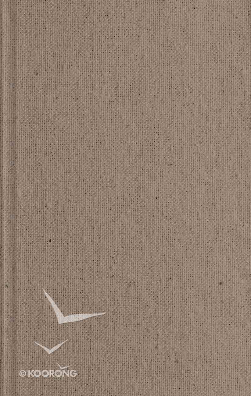 ESV Men's Devotional Bible (Black Letter Edition) Hardback