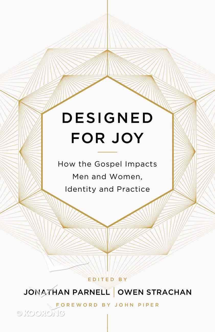 Designed For Joy Paperback