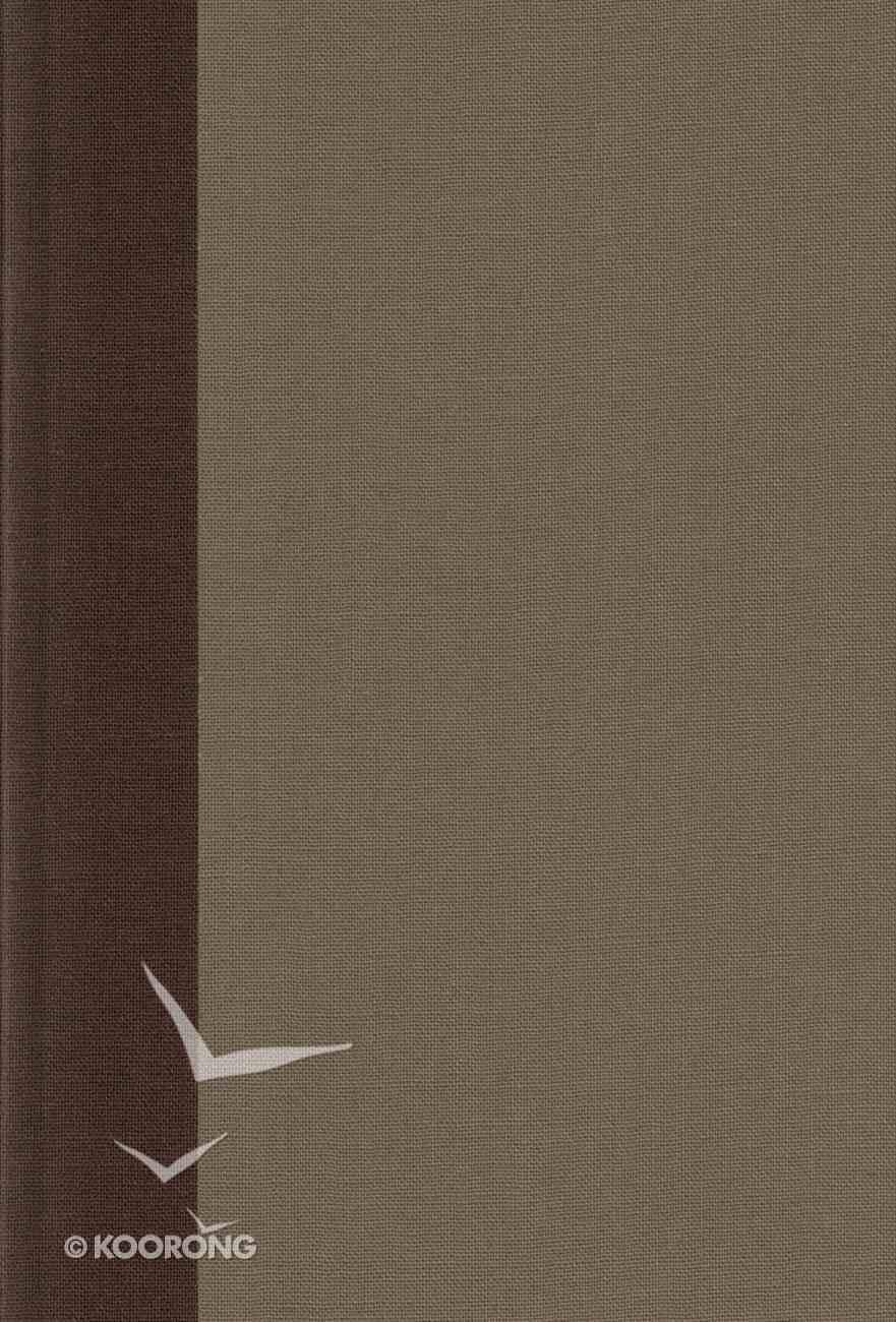 ESV Reader's Gospels Timeless (Black Letter Edition) (Matthew, Mark, Luke, John) Hardback