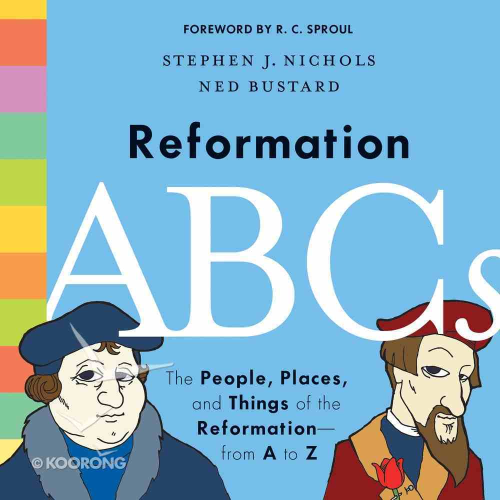 Reformation ABCS Hardback