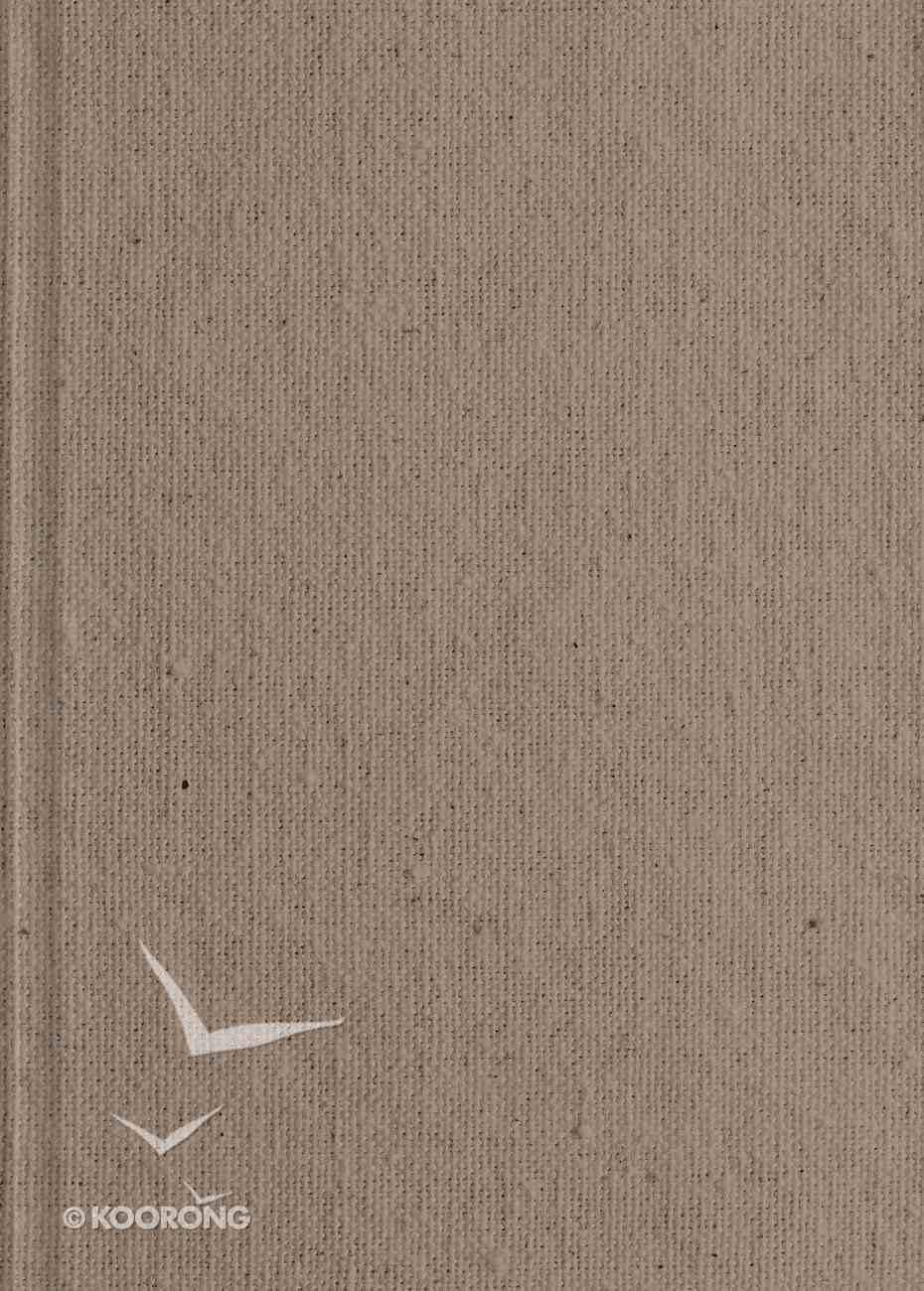 ESV Macarthur Study Bible Tan (Black Letter Edition) Hardback