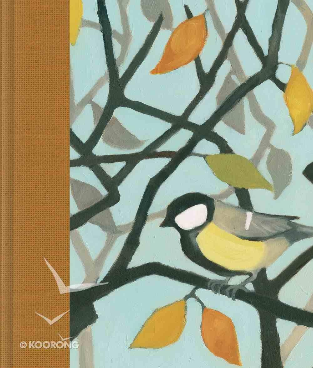 ESV Journaling Bible Autumn Song (Black Letter Edition) Hardback