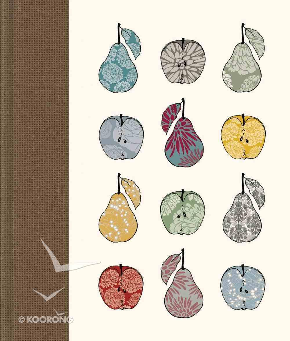 ESV Journaling Bible Fruitful Design (Black Letter Edition) Hardback