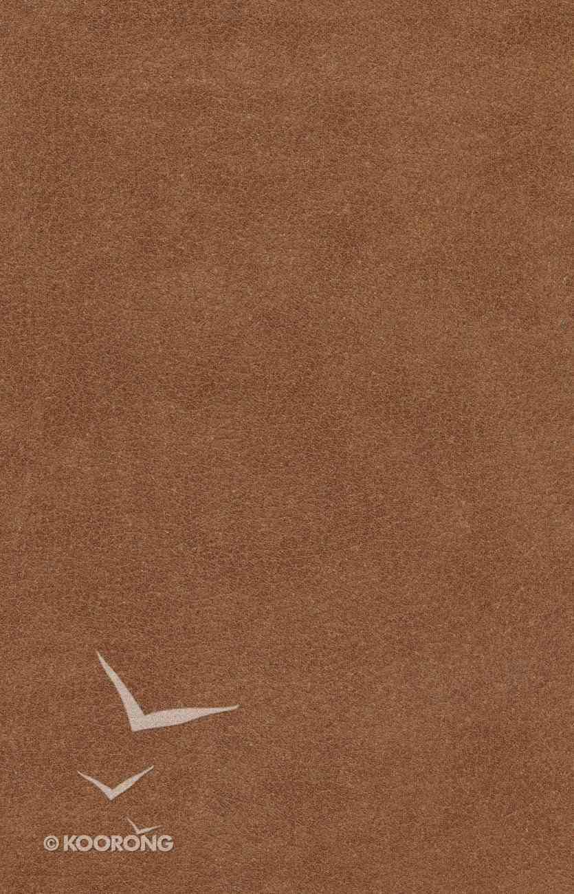 ESV Holy Bible Value Edition Brown (Black Letter Edition) Bonded Leather