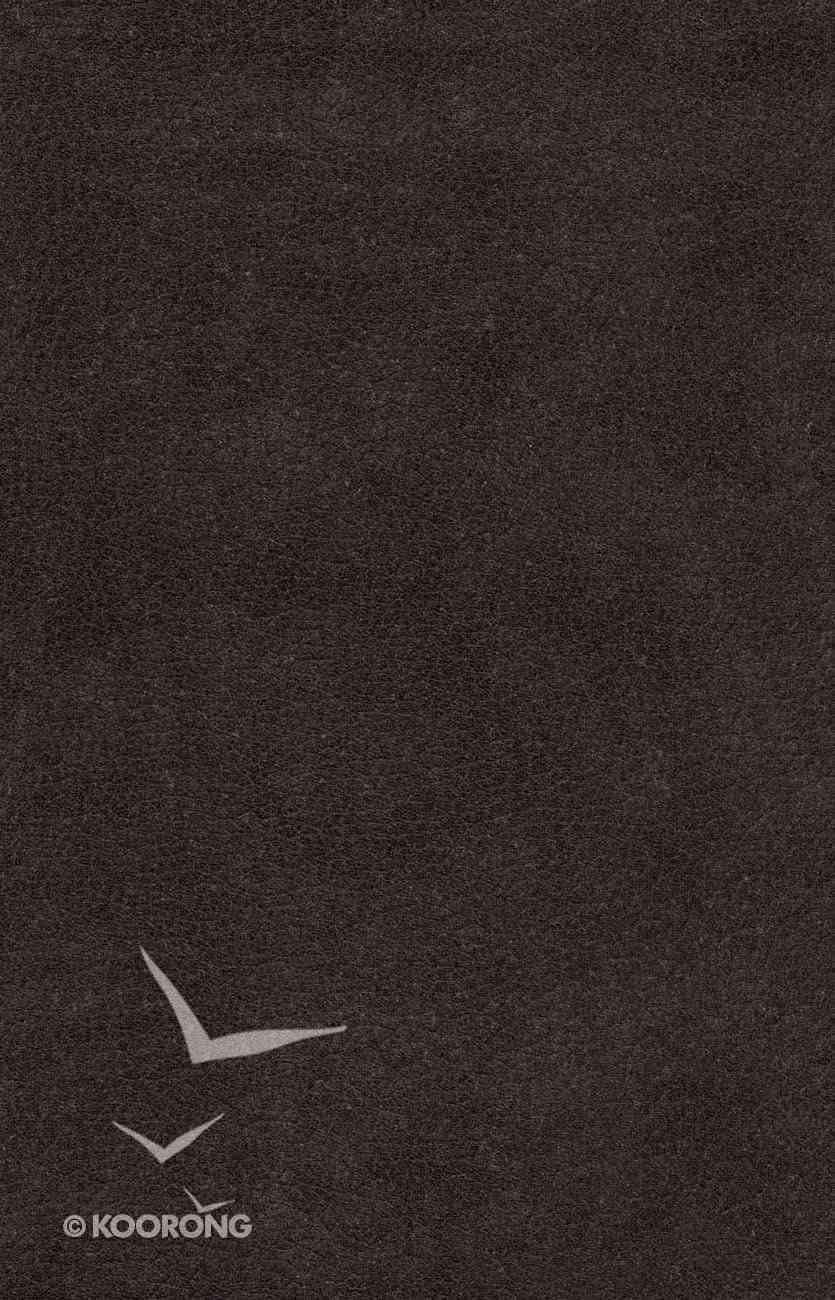 ESV Holy Bible Value Edition Black (Black Letter Edition) Bonded Leather