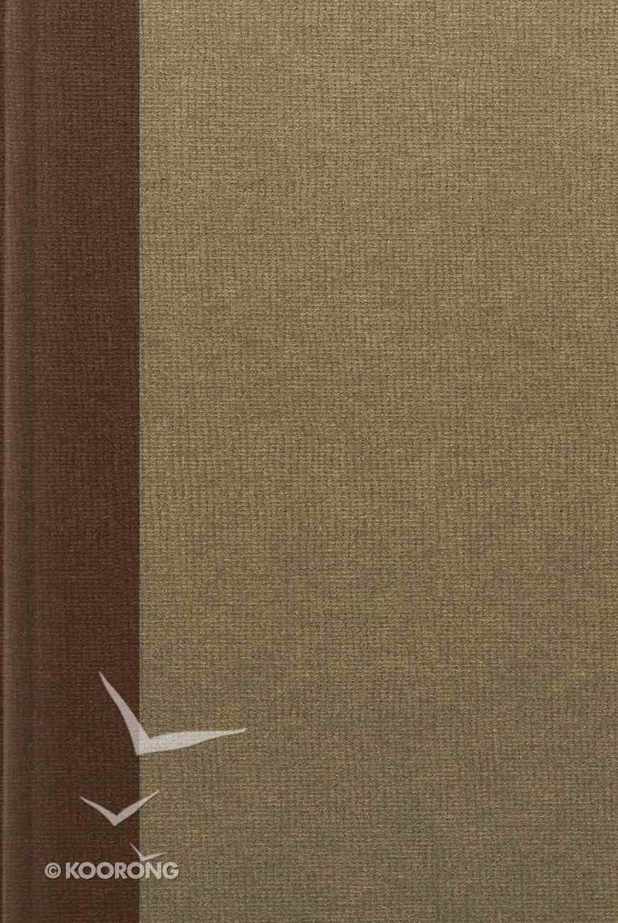 ESV Single Column Personal Size Timeless (Black Letter Edition) Hardback