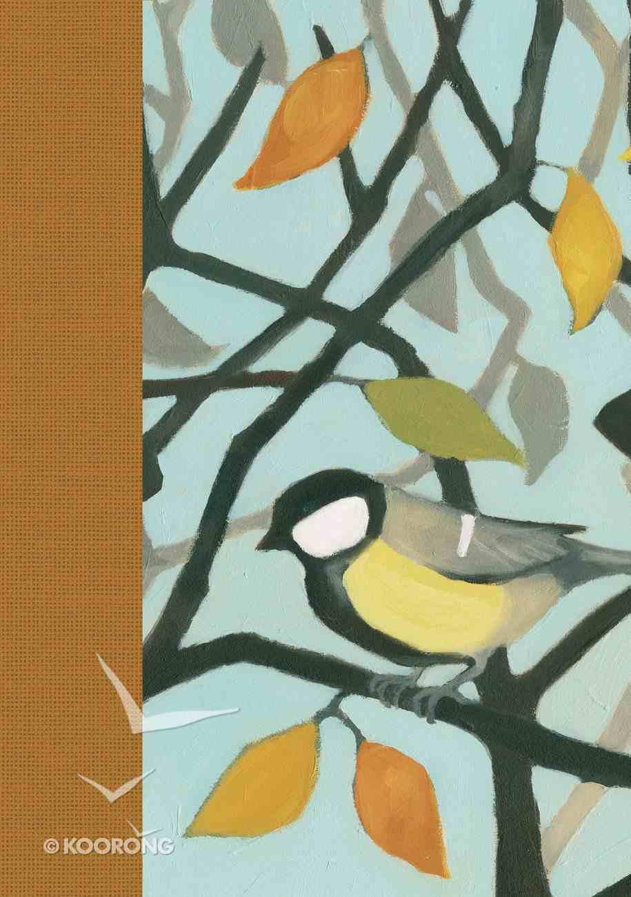 ESV Journaling Bible Interleaved Autumn Song (Black Letter Edition) Hardback