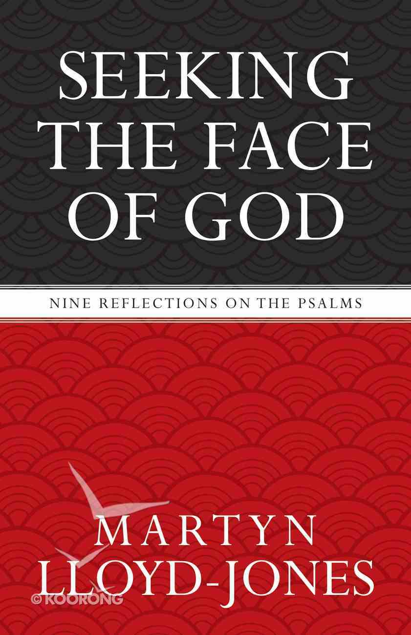 Seeking the Face of God Paperback