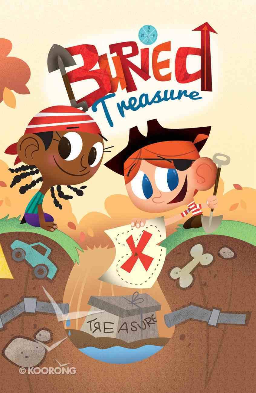Buried Treasure ESV (25 Pack) Booklet