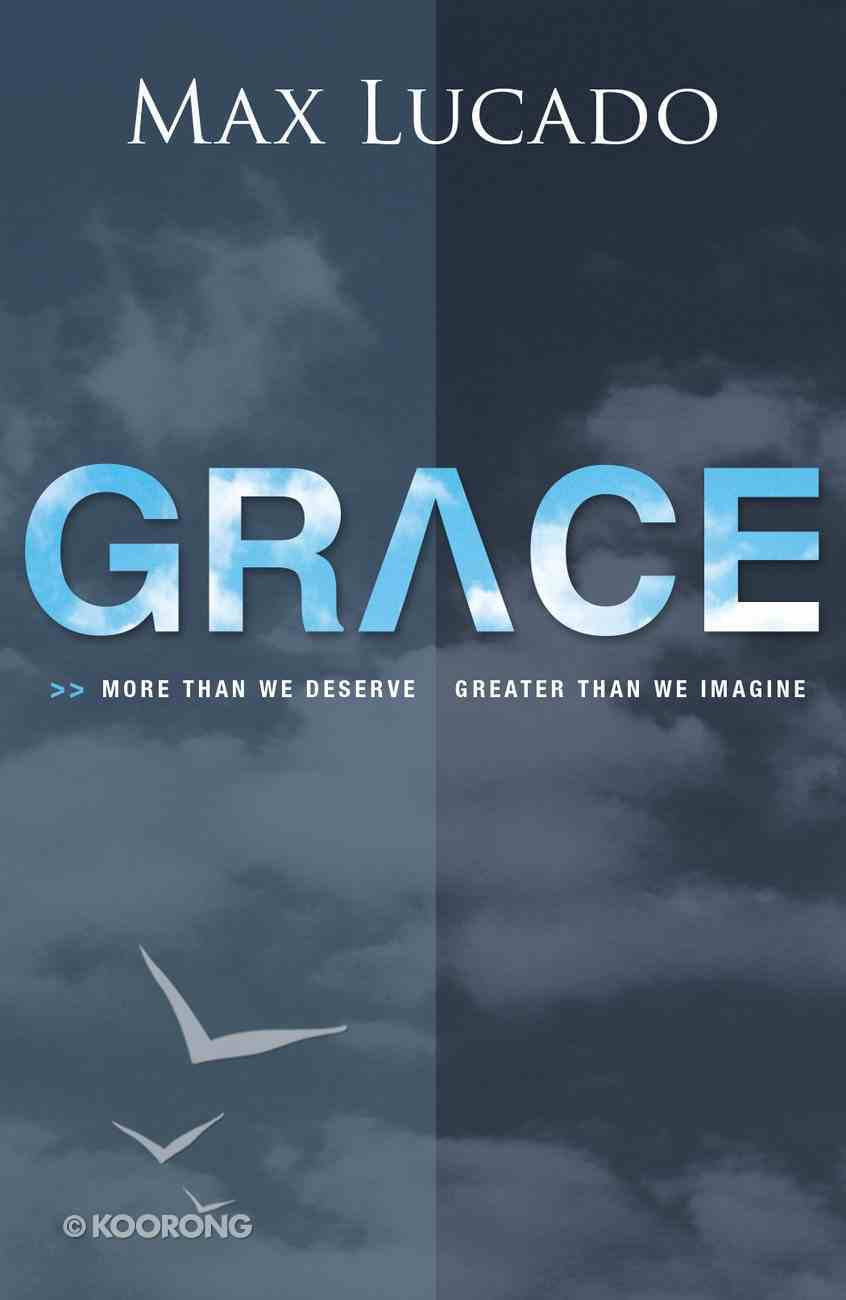 Grace (25 Pack) Booklet