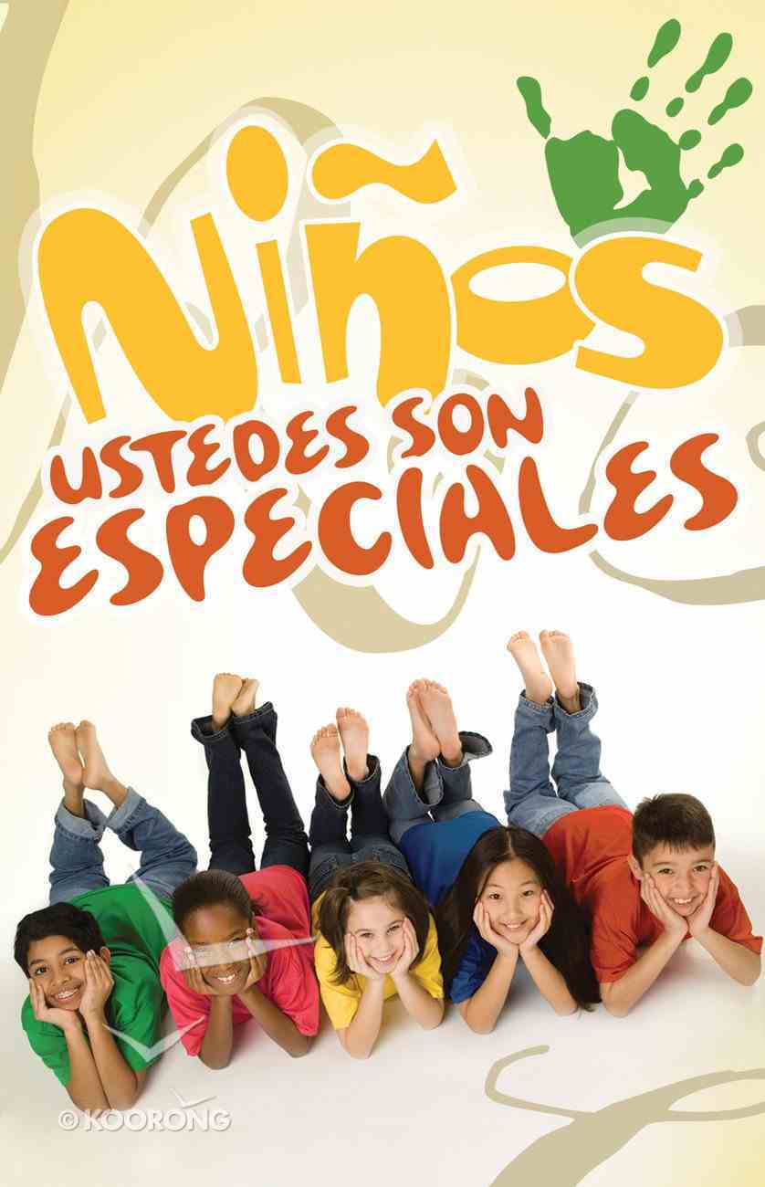 Kids, You Are Special! (25 Pack) Nvi (Spanish) Booklet