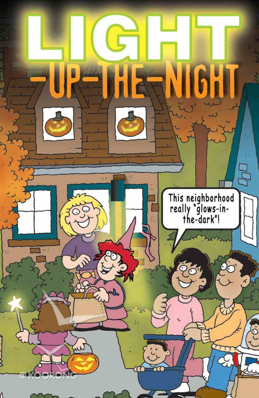 Light-Up-The-Night (NIV) (25 Pack) Booklet