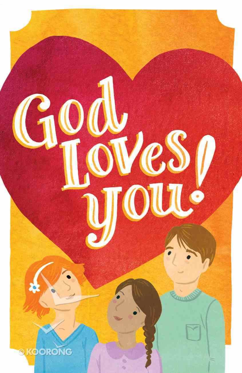 God Loves You! ESV (Redesign) (25 Pack) Booklet