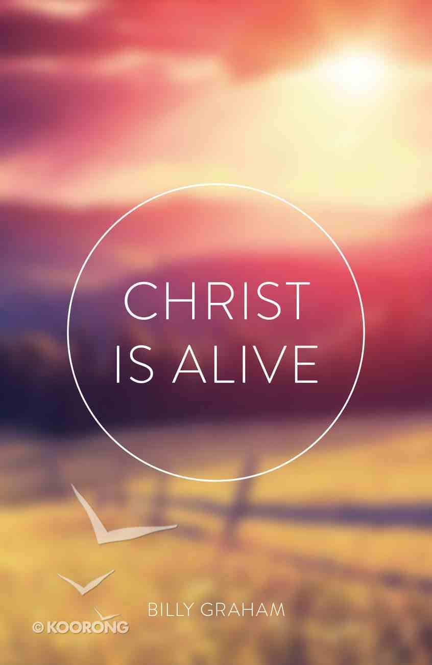 Christ is Alive ESV (25 Pack) Booklet