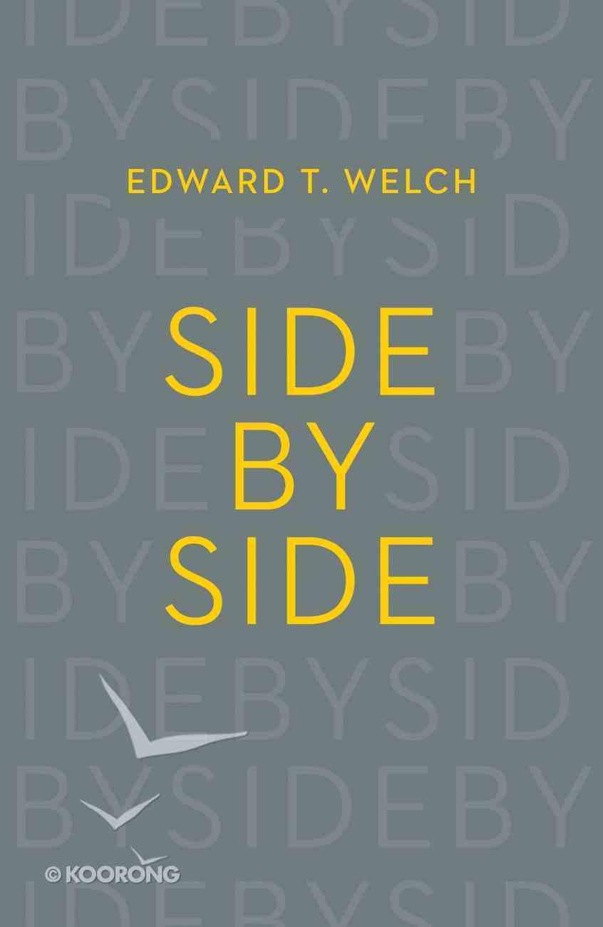 Side By Side ESV (Pack Of 25) Booklet