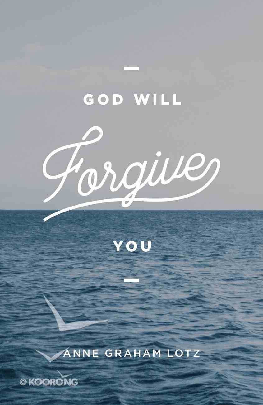 God Will Forgive You ESV (Ats) (Pack Of 25) Booklet