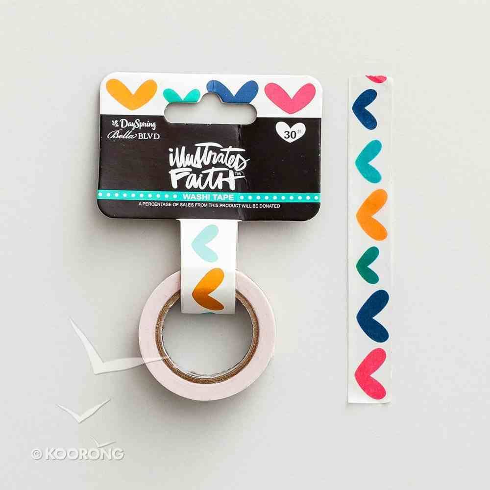 You Are Love (Illustrated Faith Washi Tape Series) Novelty