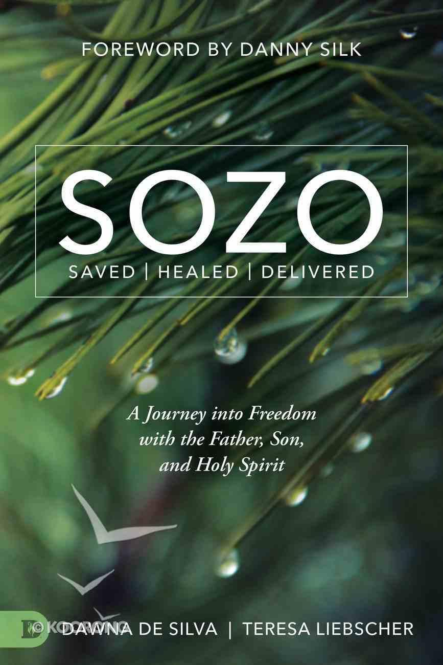 Sozo Saved Healed Delivered Paperback