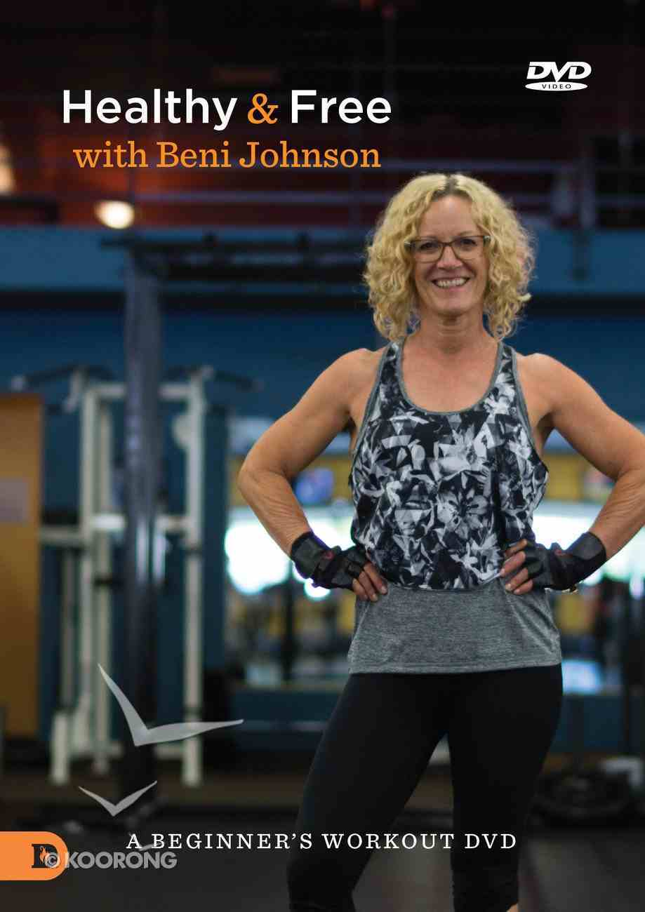 Healthy and Free With Beni Johnson: A Beginners Workout DVD DVD