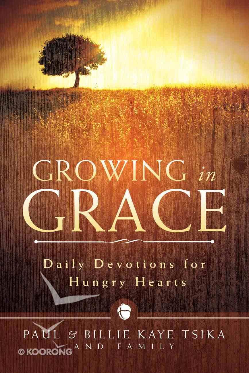 Growing in Grace Paperback