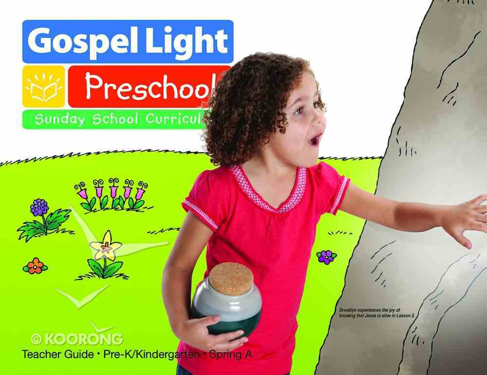 Gllw Spring a 2020 Ages 4/5 Teacher Guide (Gospel Light Living Word Series) Paperback