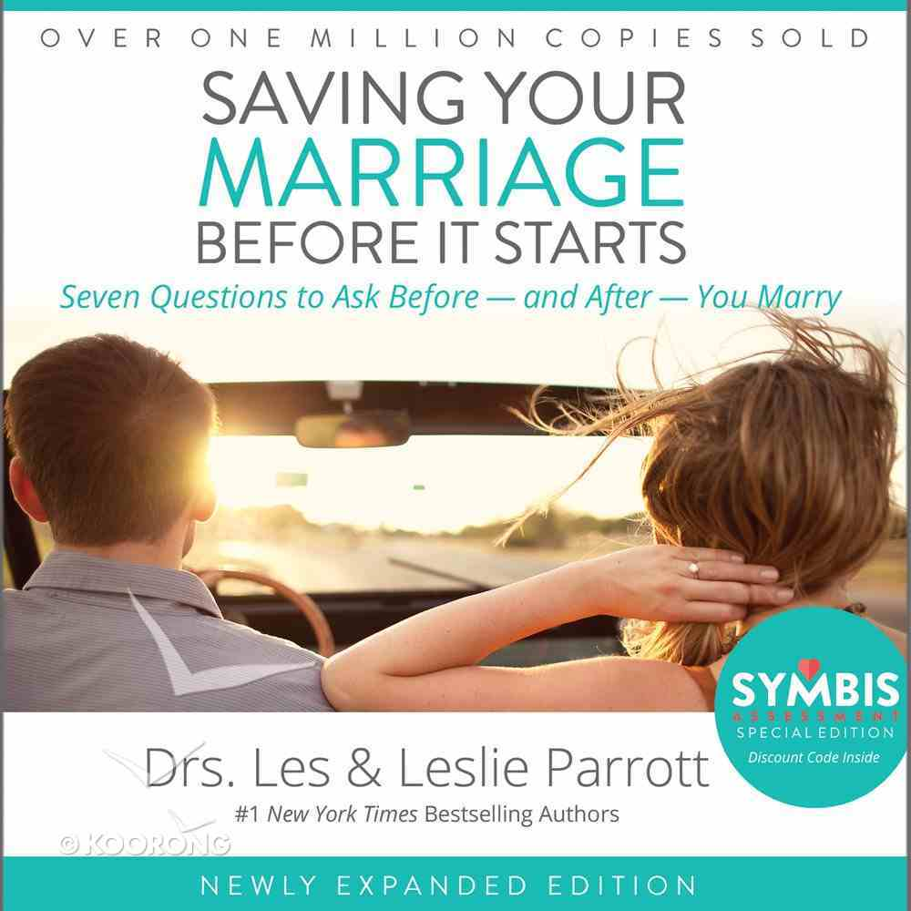 Saving Your Marriage Before It Starts eAudio Book
