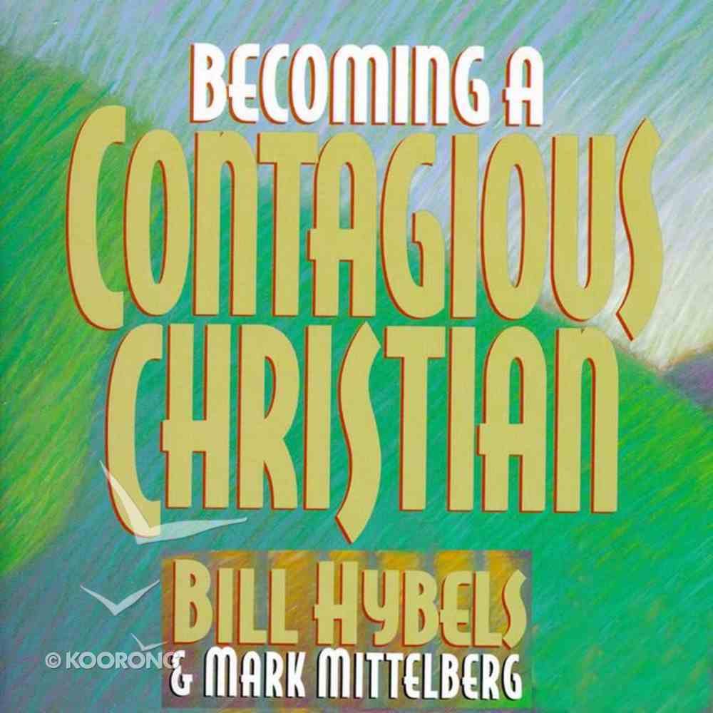 Becoming a Contagious Christian eAudio Book