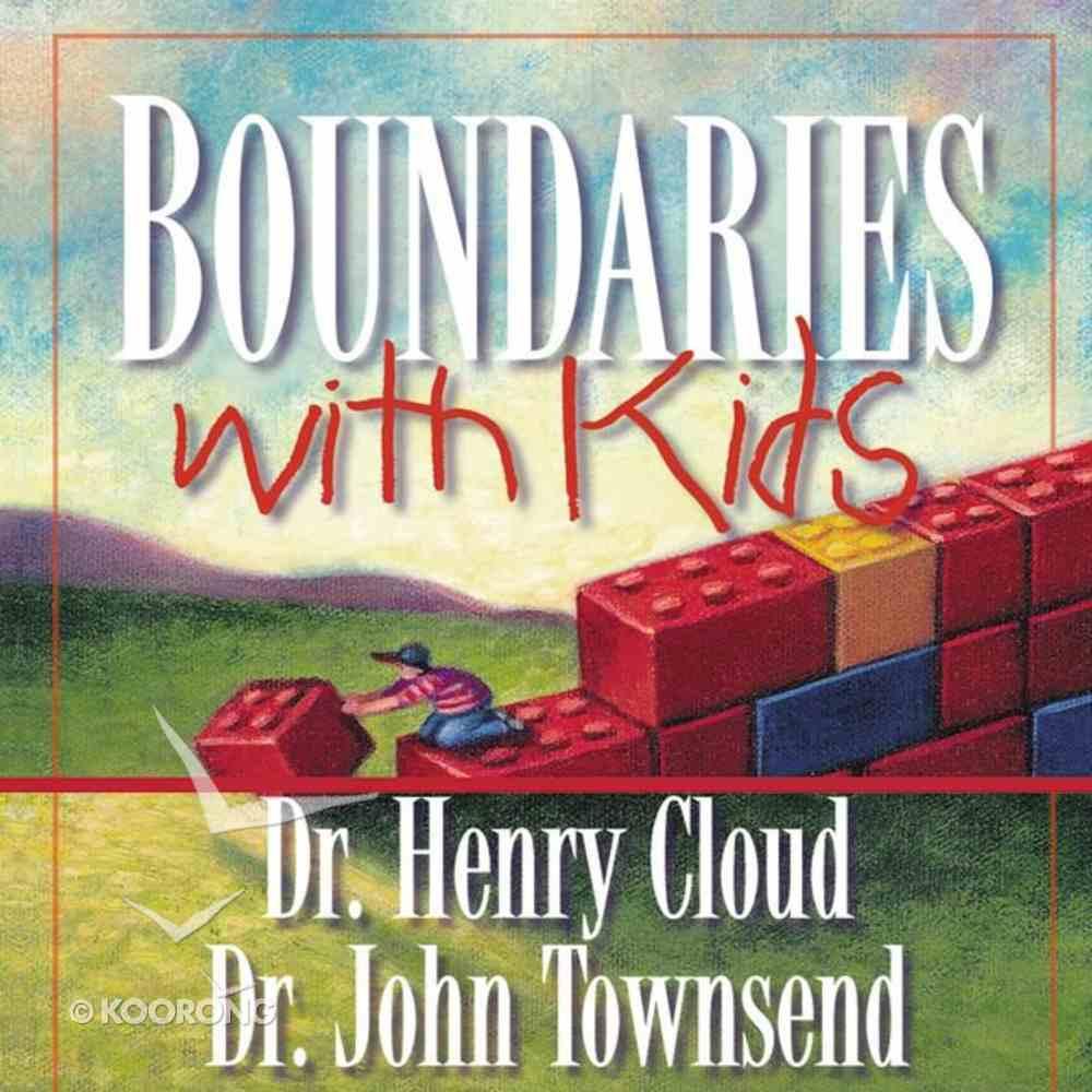 Boundaries With Kids eAudio Book