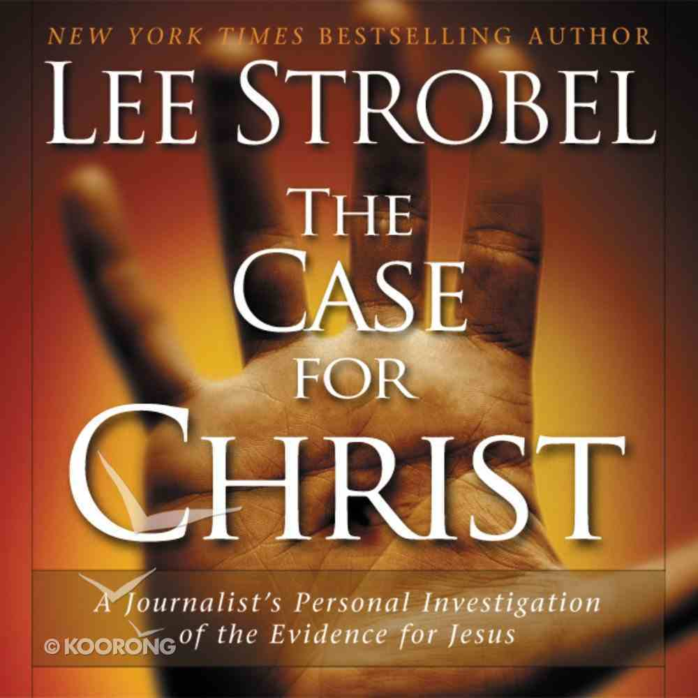 The Case For Christ eAudio Book