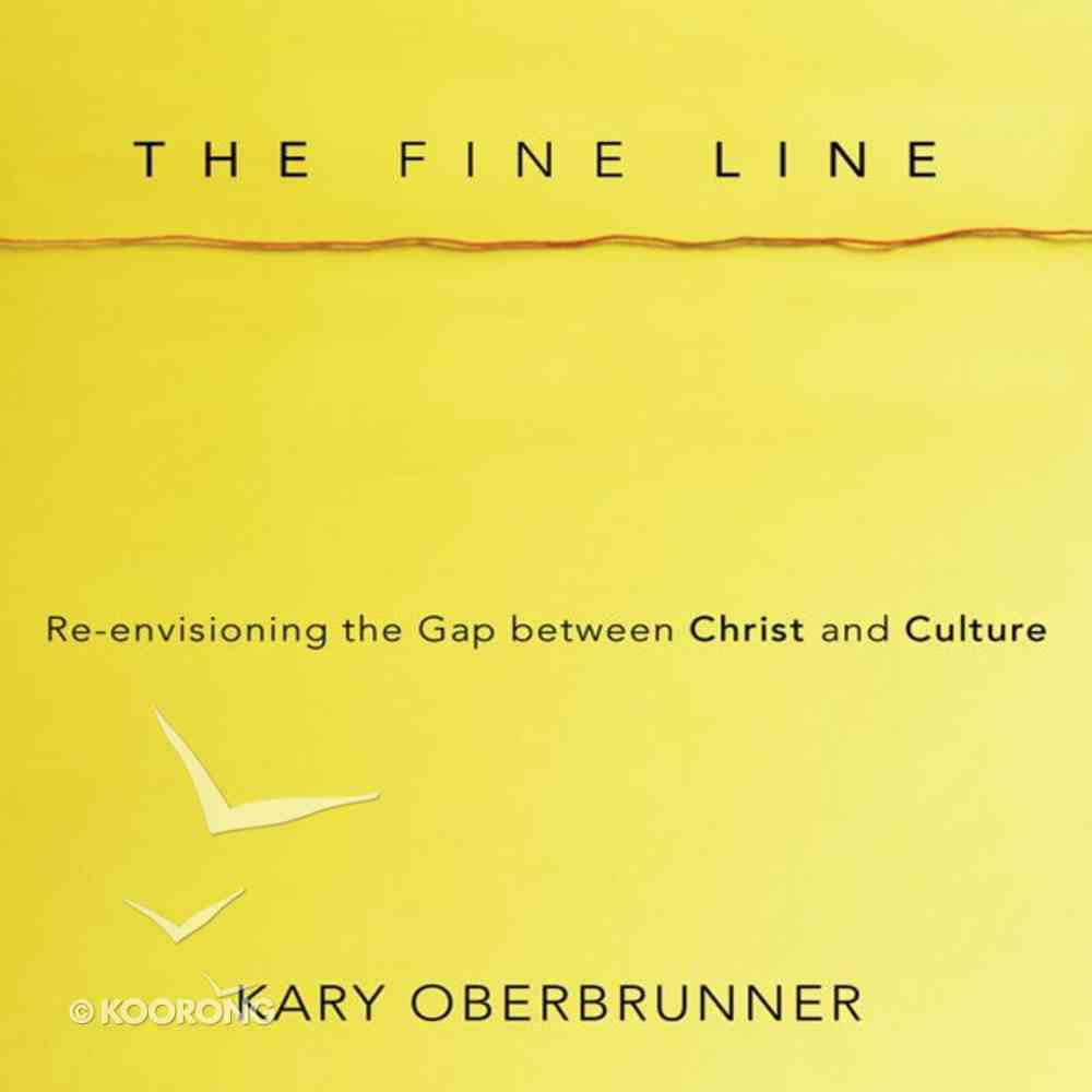 The Fine Line eAudio Book