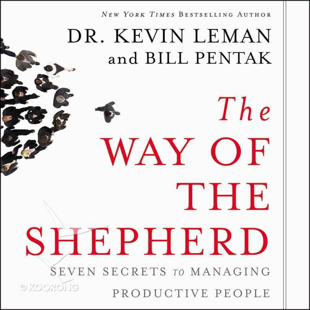 The Way of the Shepherd eAudio Book