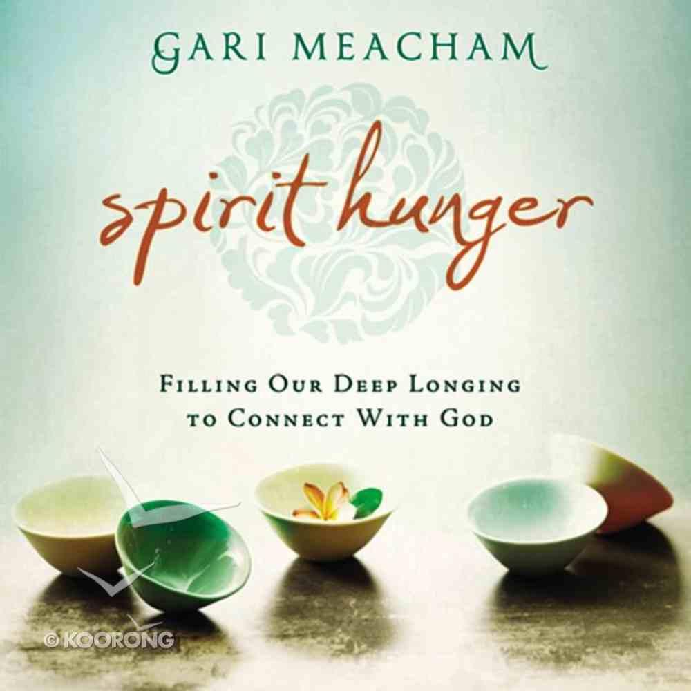Spirit Hunger eAudio Book
