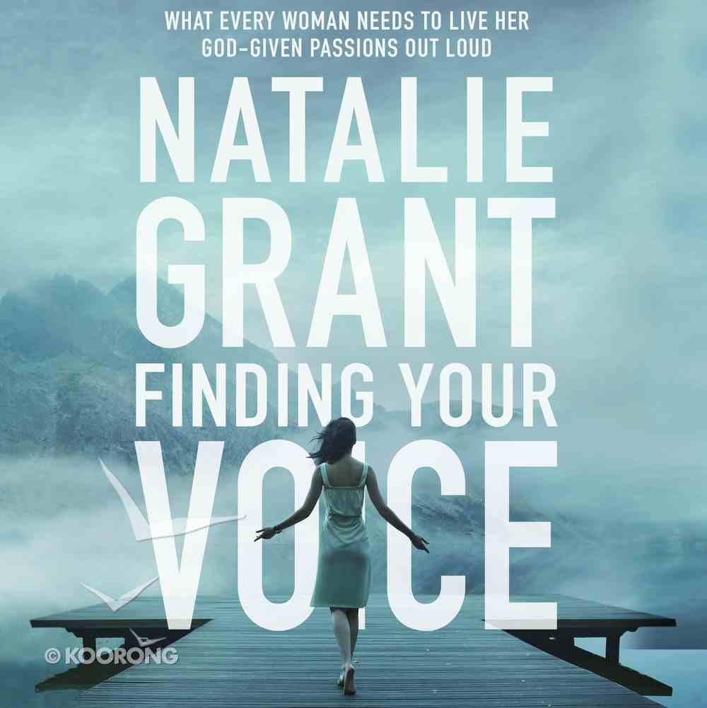 Finding Your Voice eAudio Book
