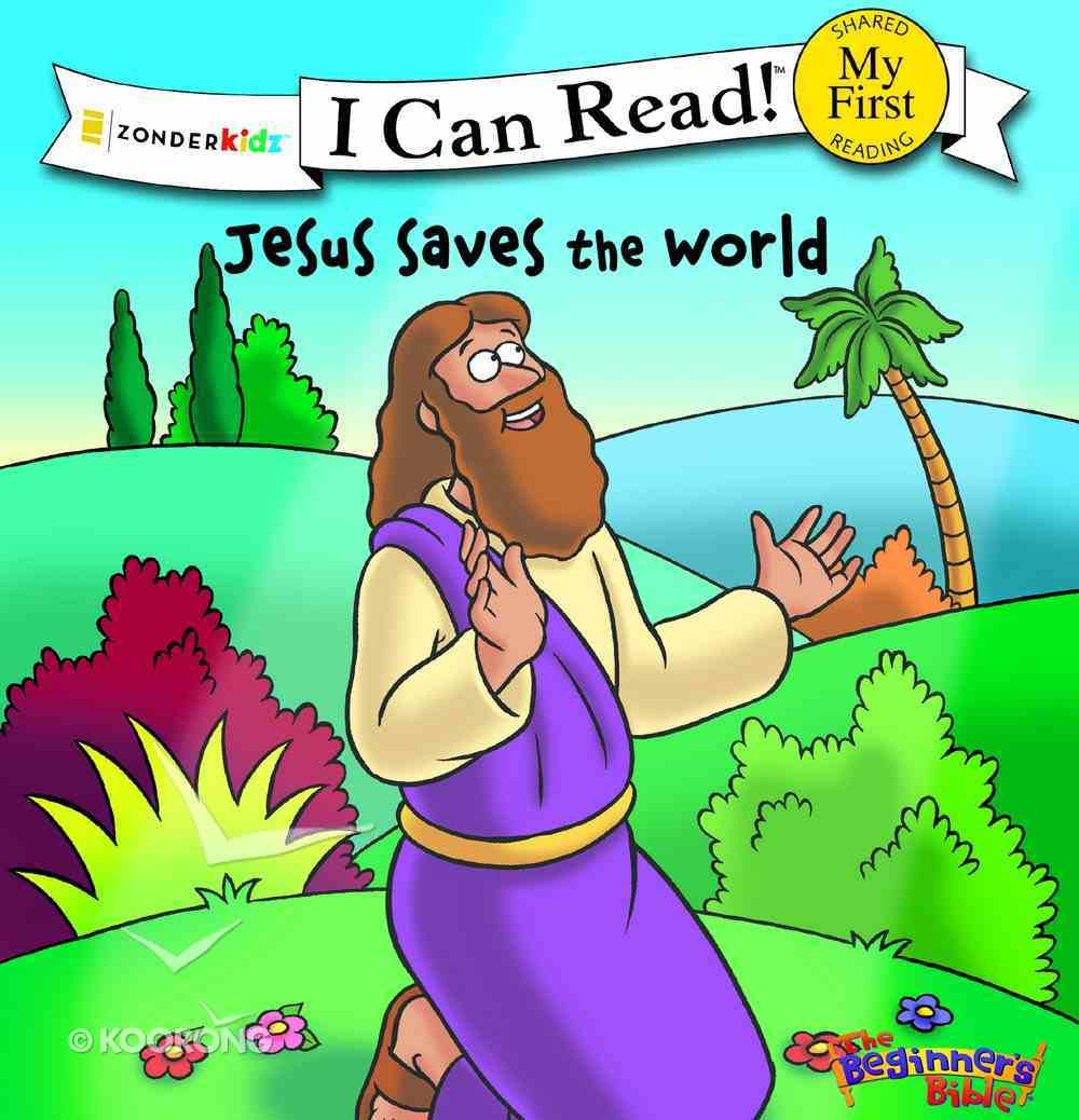 The Beginner's Bible Jesus Saves the World (Beginner's Bible Series) eAudio Book