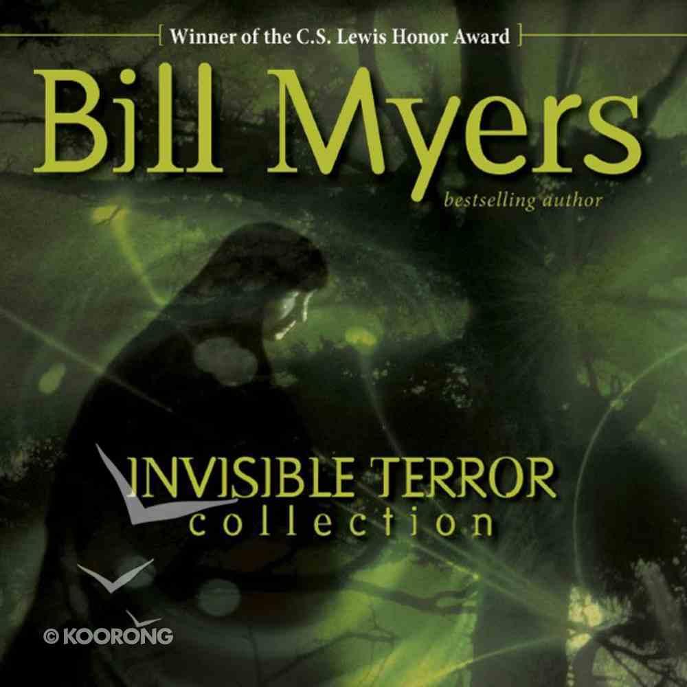 Invisible Terror Collection (#02 in Forbidden Doors Collection Series) eAudio Book