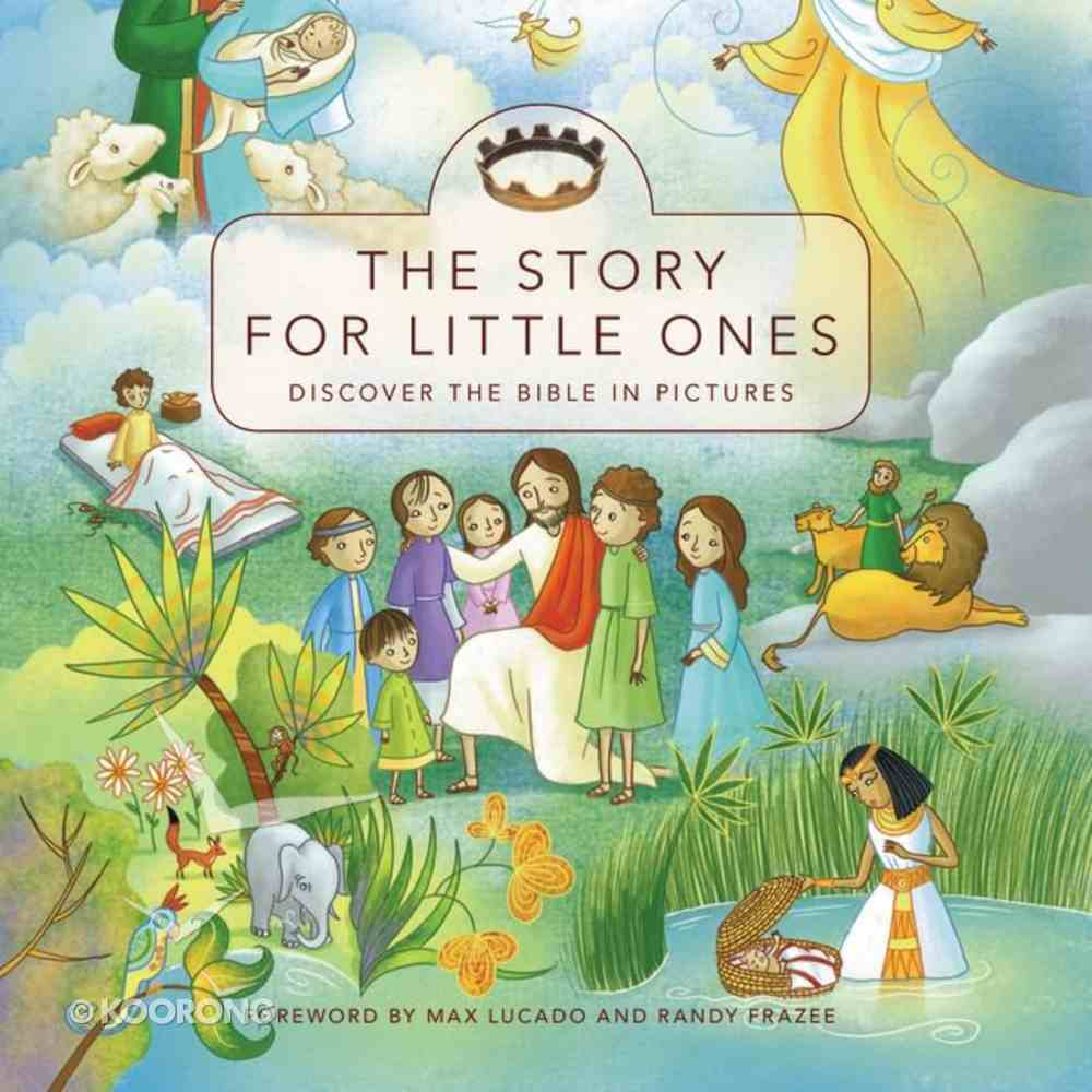 The Story For Little Ones (The Story Series) eAudio Book