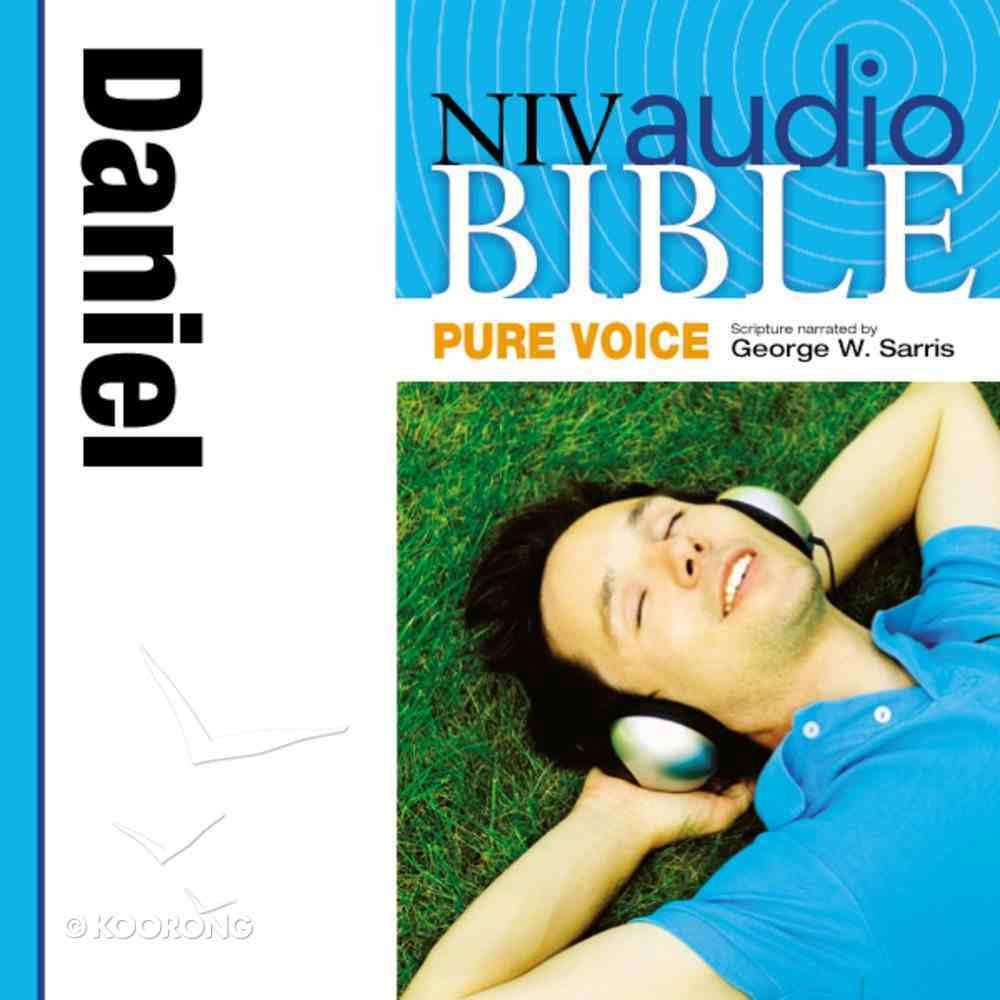 NIV, Audio Bible, Pure Voice: Daniel, Audio eAudio Book
